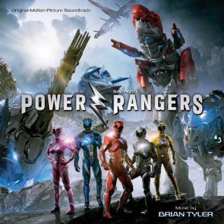 Power Rangers  - OST, Soundtrack [CD album]
